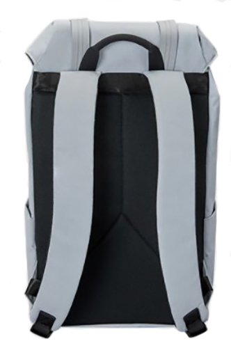Рюкзак Xiaomi 90Go Colorful Fashion Casual Backpack Grey: Фото 2