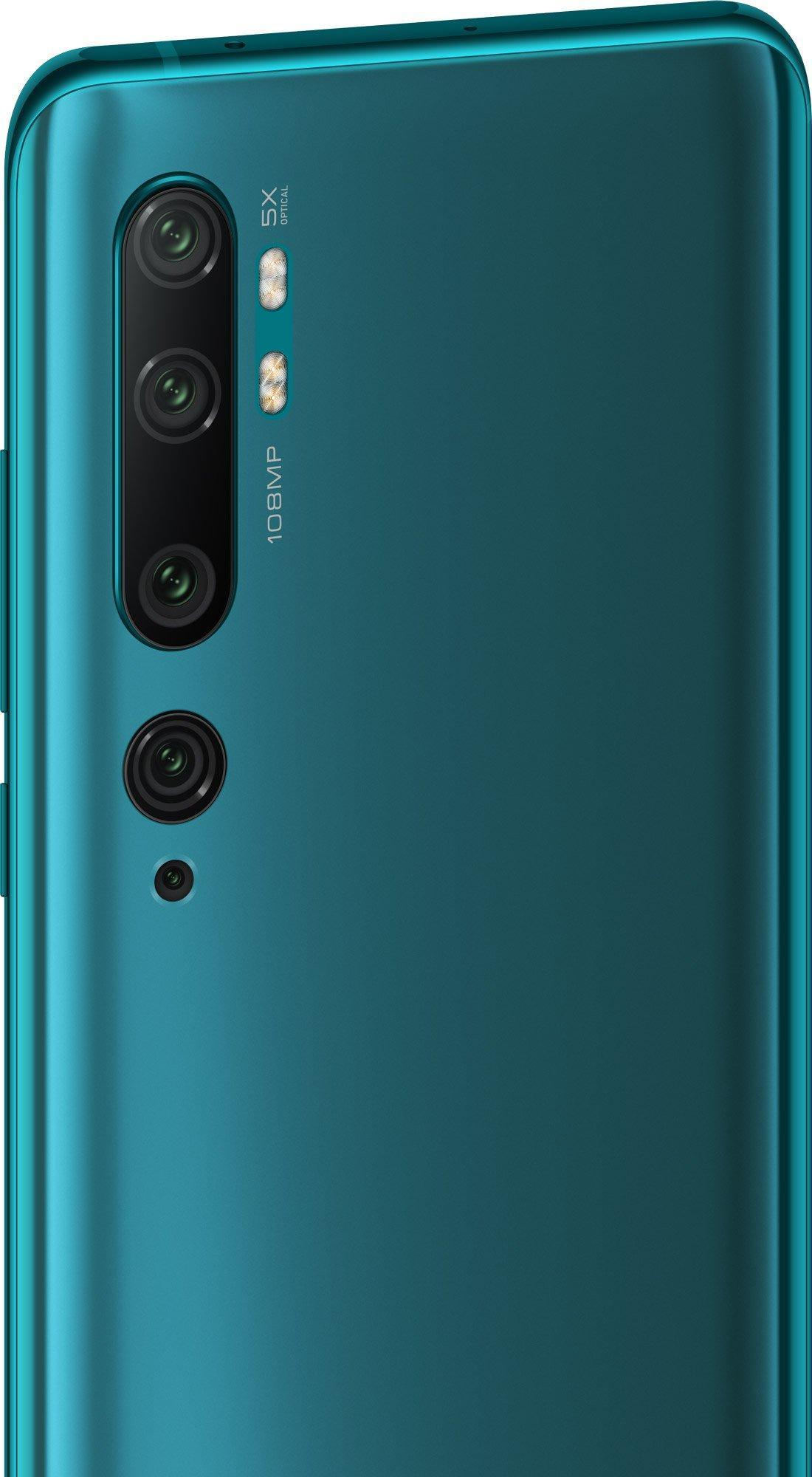Смартфон Xiaomi Mi Note 10 6/128Gb Green: Фото 8