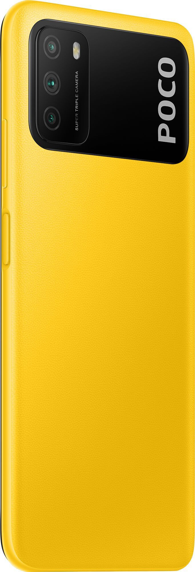 Смартфон Xiaomi Poco M3 4/64Gb Yellow: Фото 6