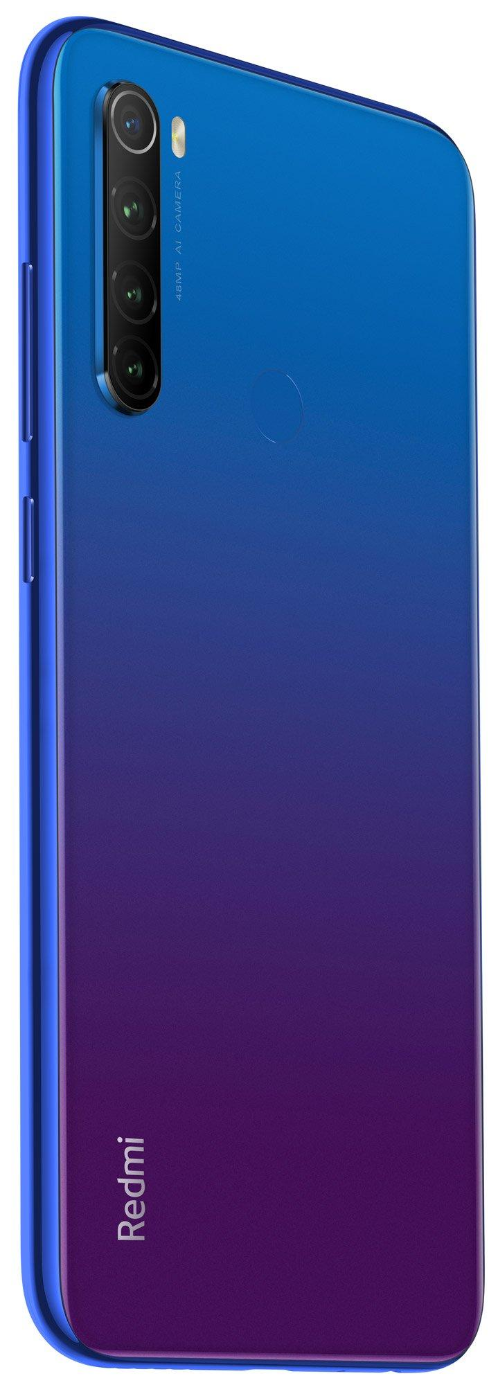 Смартфон Xiaomi Redmi Note 8T 4/128Gb Blue: Фото 4