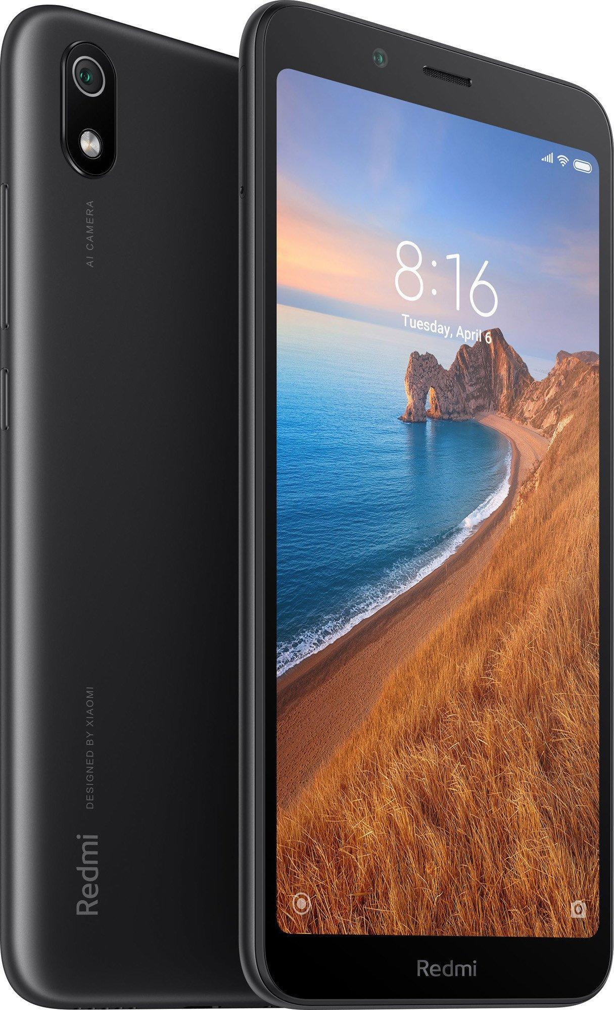 Смартфон Xiaomi Redmi 7A 2/32Gb Black: Фото 12