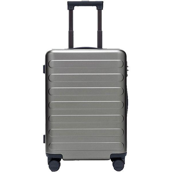 "Чемодан Xiaomi 90FUN Business Travel Luggage 20"" Quiet Grey: Фото 1"