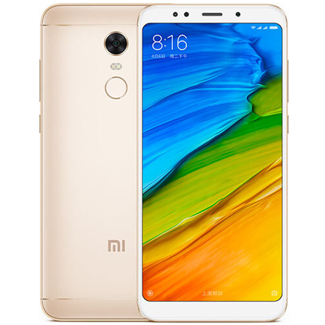 Смартфон Xiaomi Redmi 5 Plus 64Gb Gold