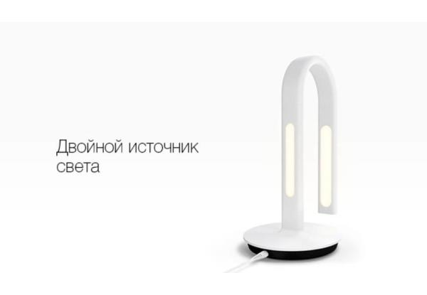 Лампа настольная Xiaomi Philips Eyecare Smart Lamp 2: Фото 4