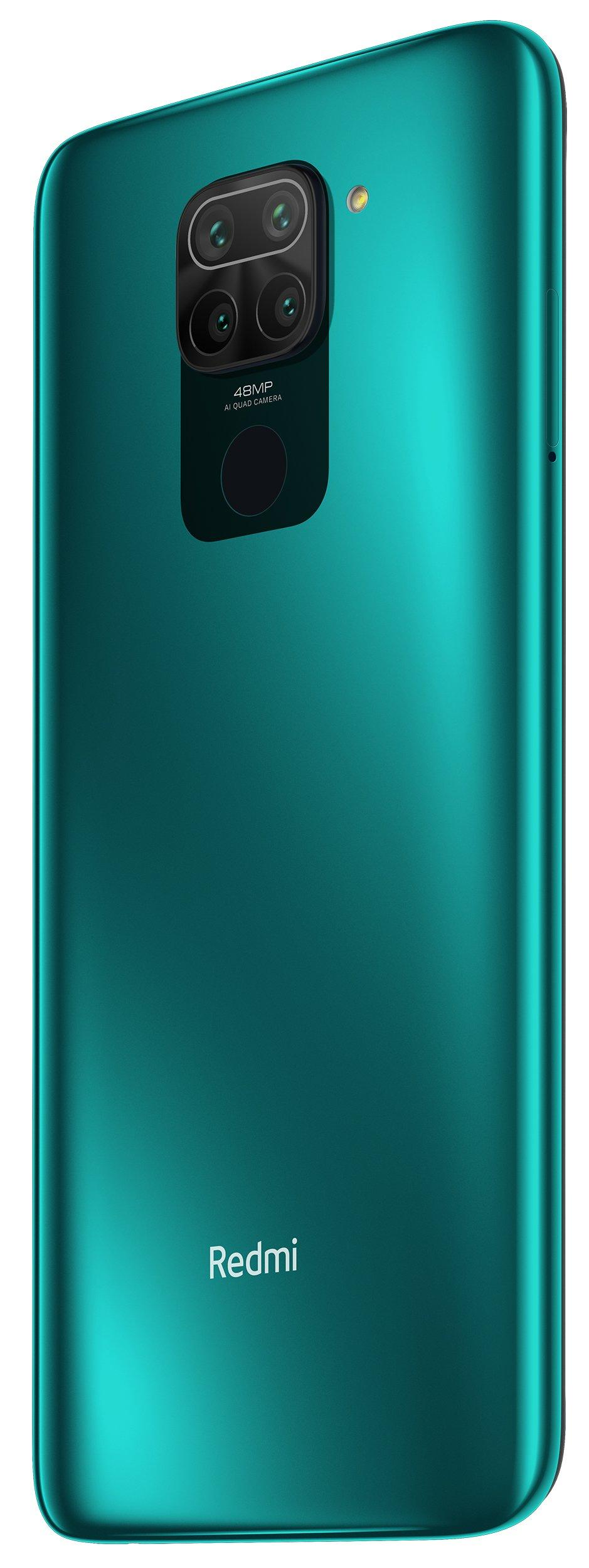 Смартфон Xiaomi Redmi Note 9 3/64Gb Green: Фото 7