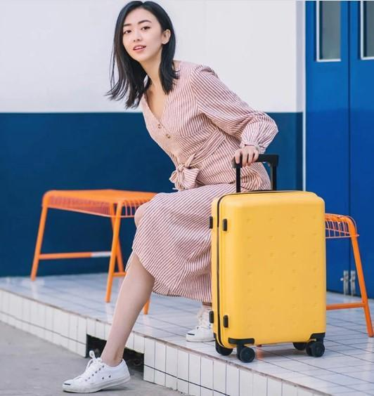 "Чемодан Xiaomi Mi Luggage Youth Edition 20"" Yellow: Фото 6"