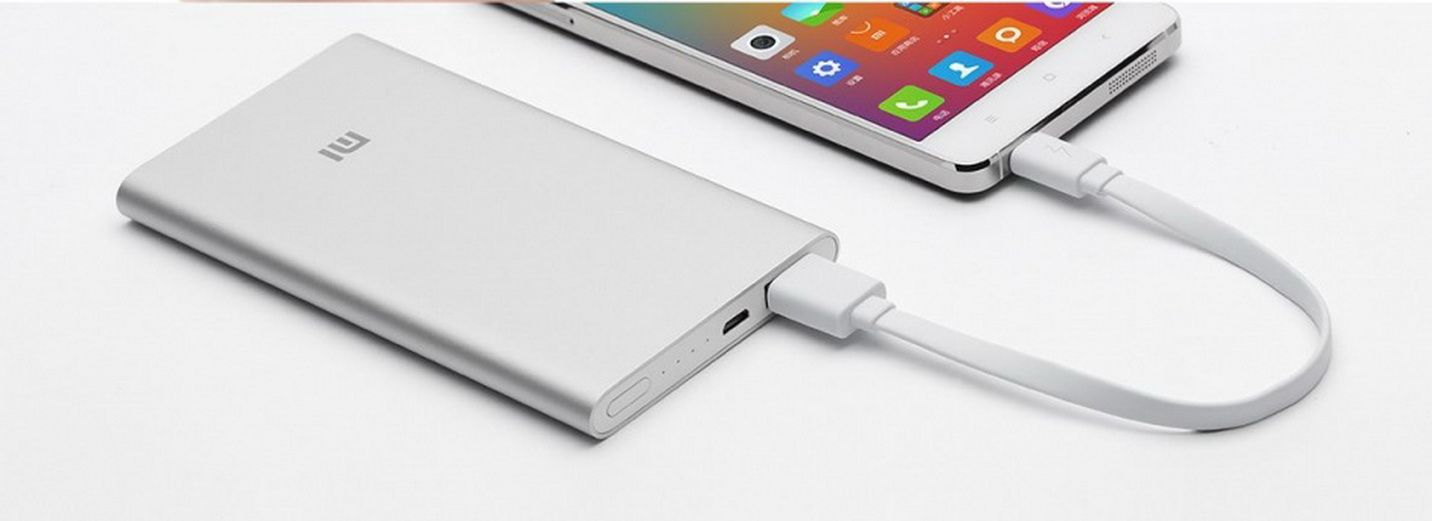 Power bank Xiaomi 5000 mAh Silver (model 2018): Фото 5