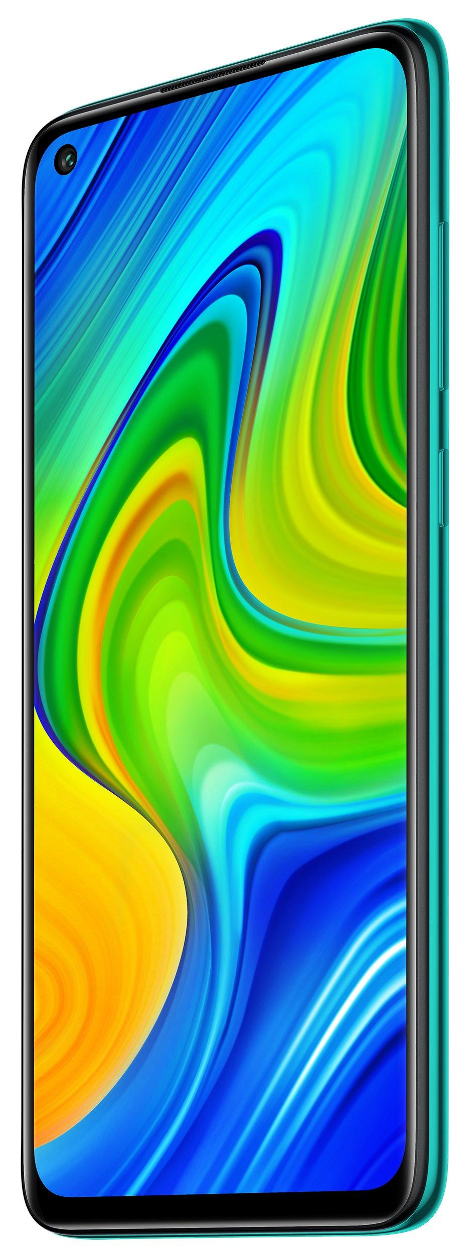 Смартфон Xiaomi Redmi Note 9 3/64Gb Green: Фото 5