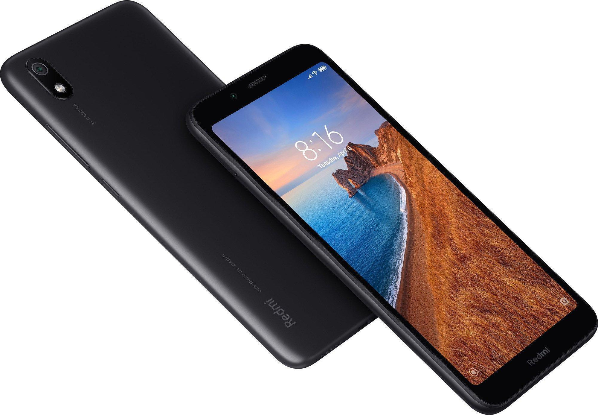 Смартфон Xiaomi Redmi 7A 2/32Gb Black: Фото 10