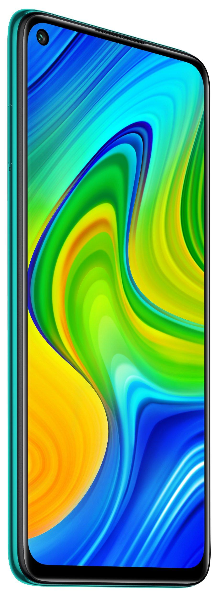 Смартфон Xiaomi Redmi Note 9 3/64Gb Green: Фото 4