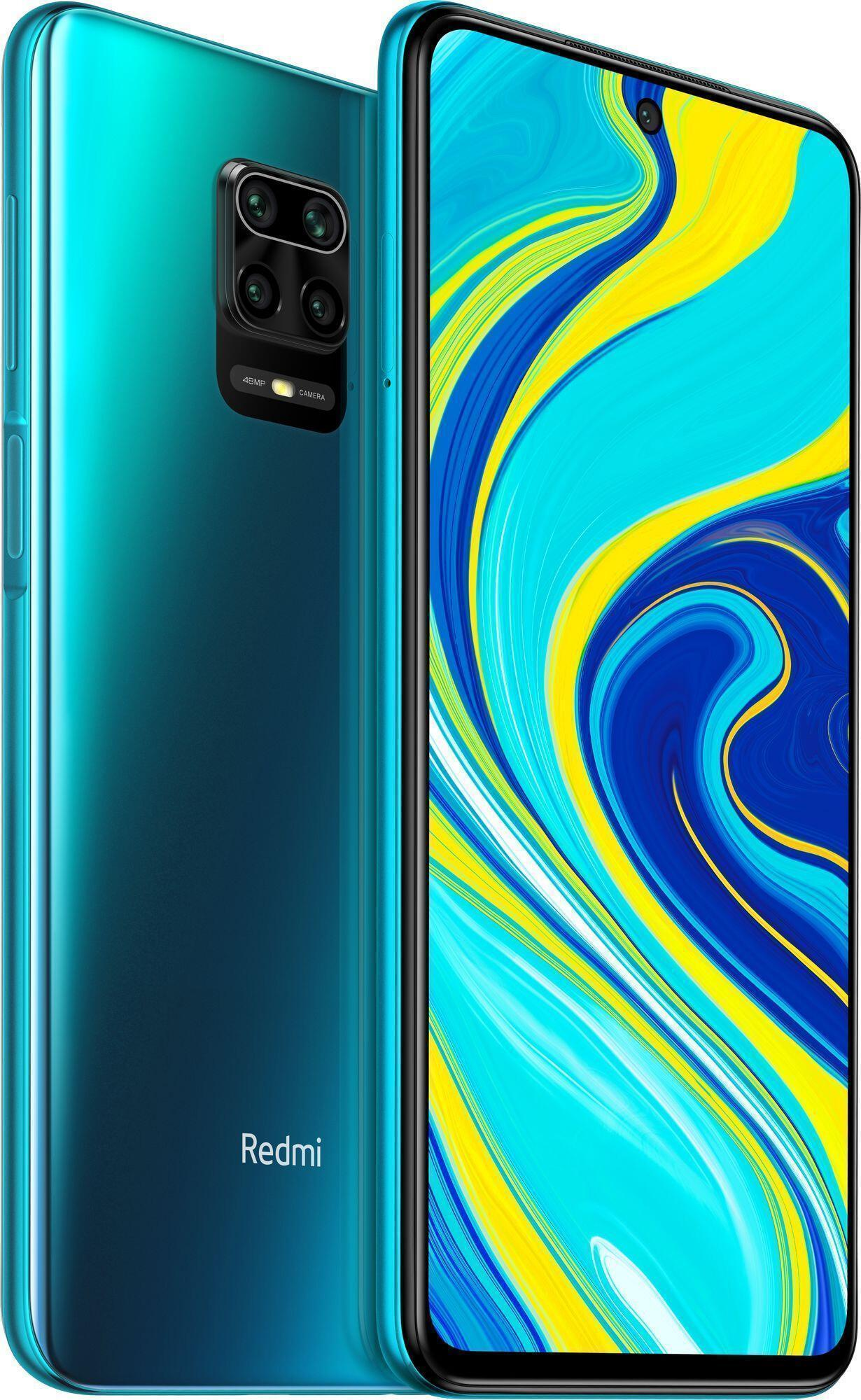 Смартфон Xiaomi Redmi Note 9S 4/64Gb Blue: Фото 8