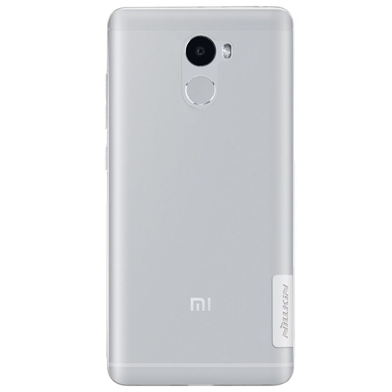 Чехол silicon case Xiaomi Redmi 4: Фото 2
