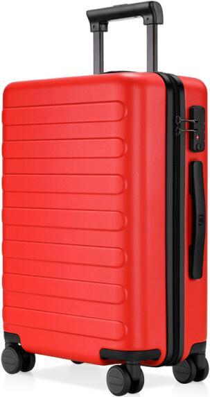 "Чемодан Xiaomi 90FUN Business Travel Luggage 20"" Coral Red: Фото 3"