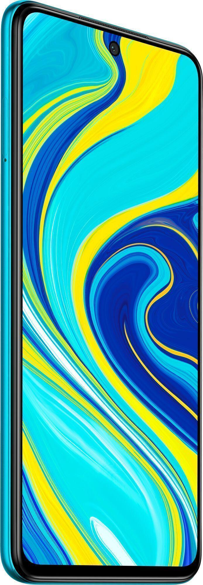 Смартфон Xiaomi Redmi Note 9S 4/64Gb Blue: Фото 5