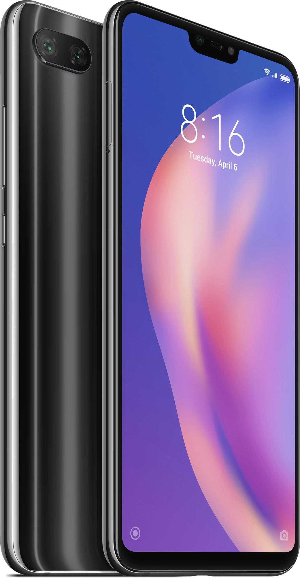 Смартфон Xiaomi Mi 8 Lite 128Gb Midnight Black: Фото 7