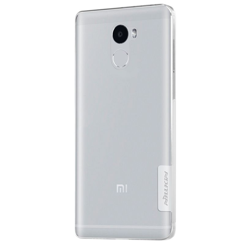 Чехол silicon case Xiaomi Redmi 4: Фото 4