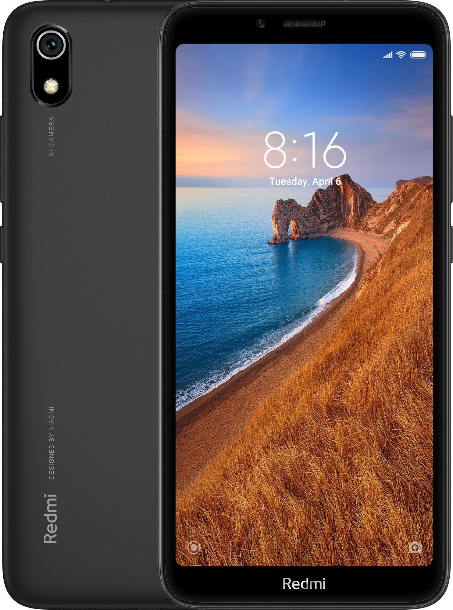 Смартфон Xiaomi Redmi 7A 2/32Gb Black: Фото 1