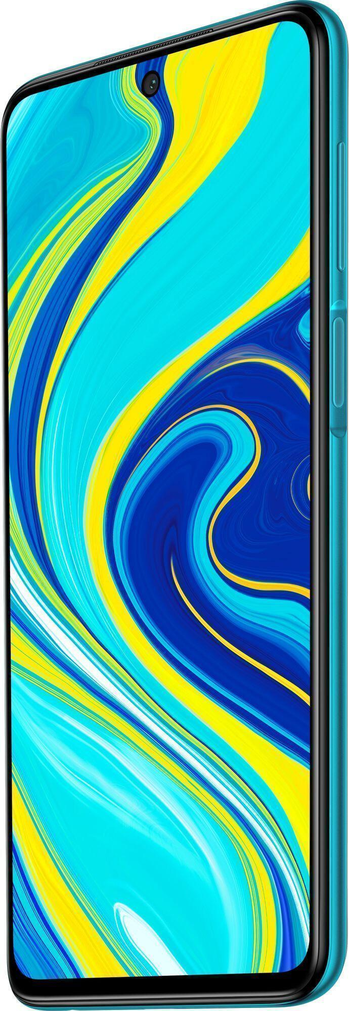 Смартфон Xiaomi Redmi Note 9S 4/64Gb Blue: Фото 4