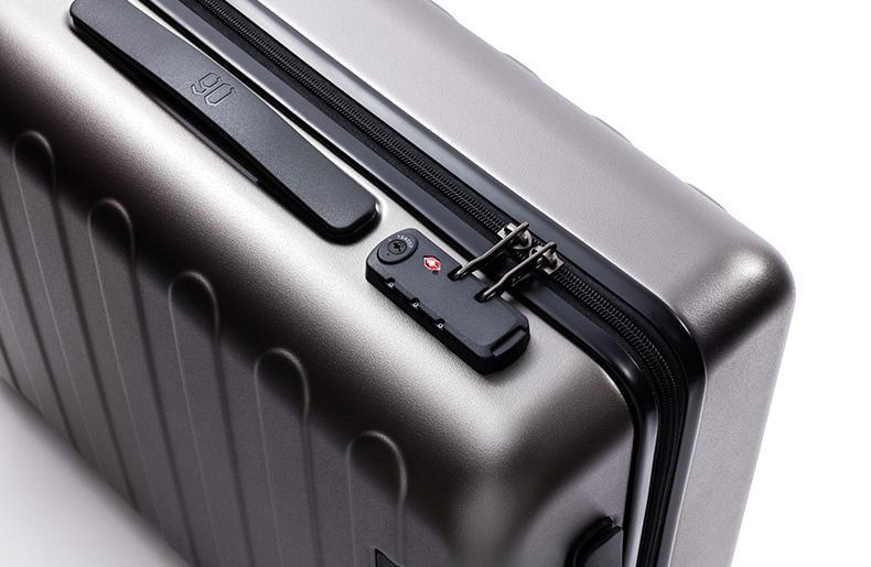 "Чемодан Xiaomi 90FUN Business Travel Luggage 20"" Quiet Grey: Фото 9"