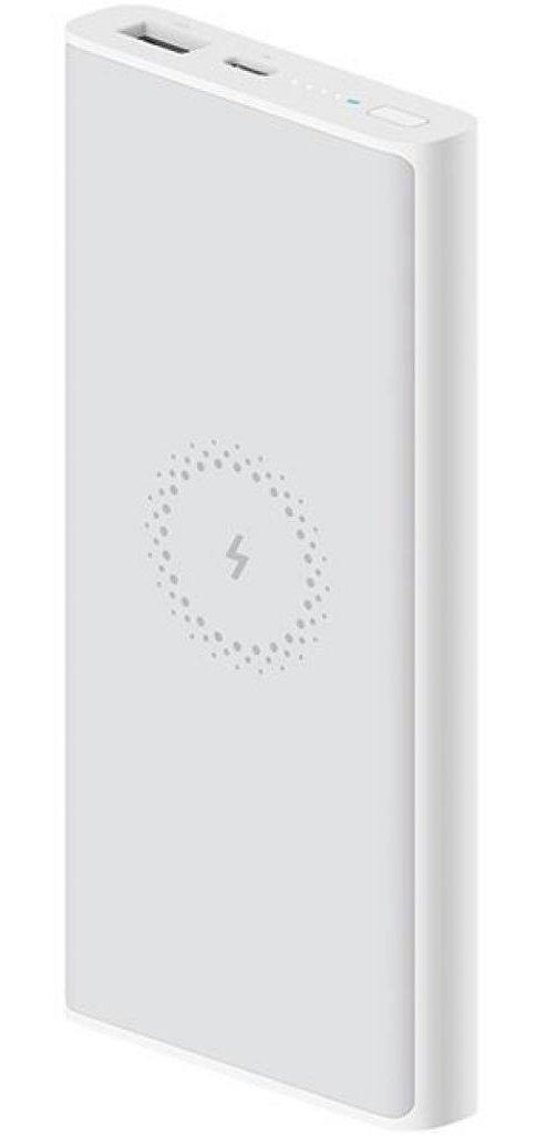 Power Bank Xiaomi 10000 mAh Wireless White: Фото 2