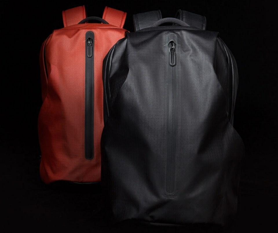 Рюкзак Xiaomi All Weather Functional Backpack Dark Orange: Фото 10