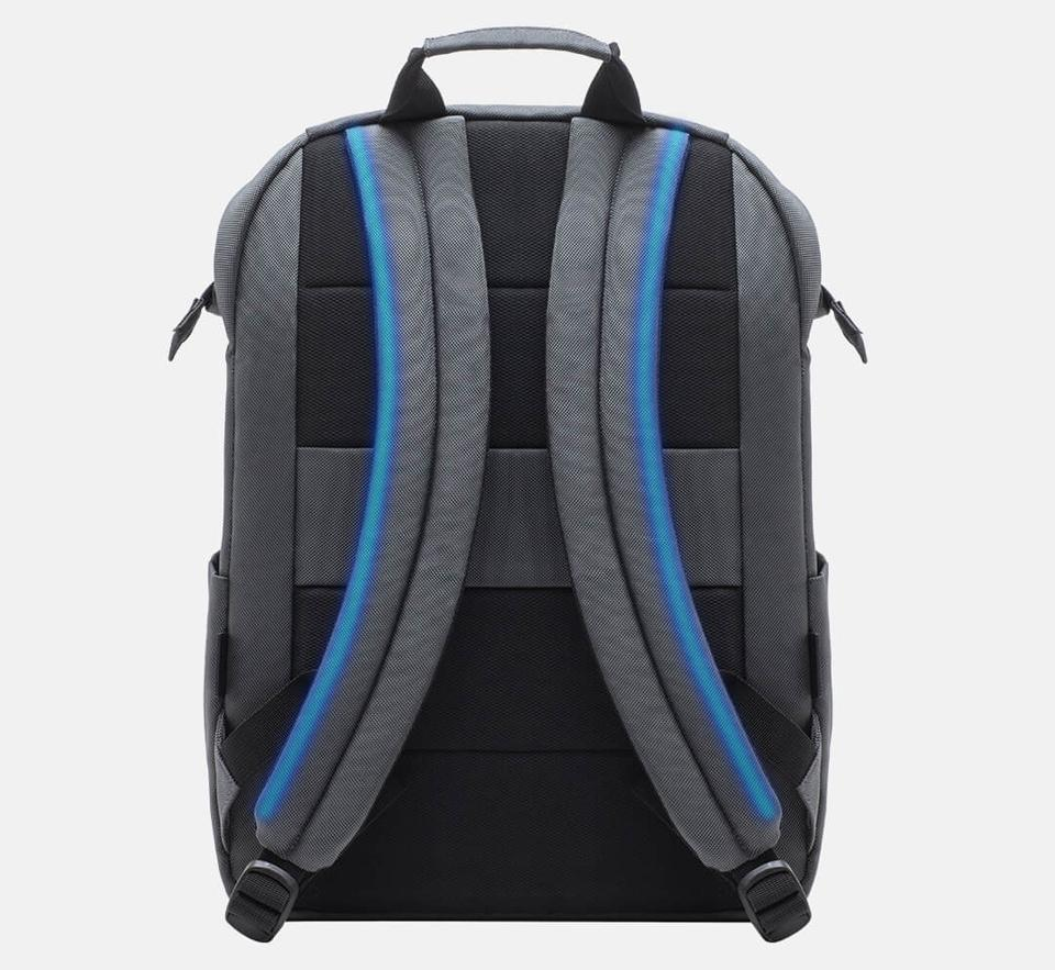 Рюкзак Xiaomi 90 NinetyGo Multitasker Commuting Backpack Grey: Фото 3