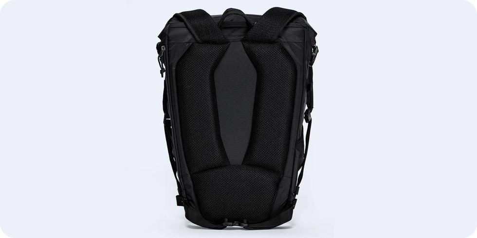 Рюкзак Xiaomi 90 Points Hike Basic Outdoor Backpack Green: Фото 6