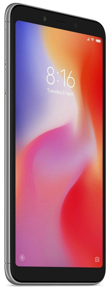 Смартфон Xiaomi Redmi 6 4+64Gb Black: Фото 5