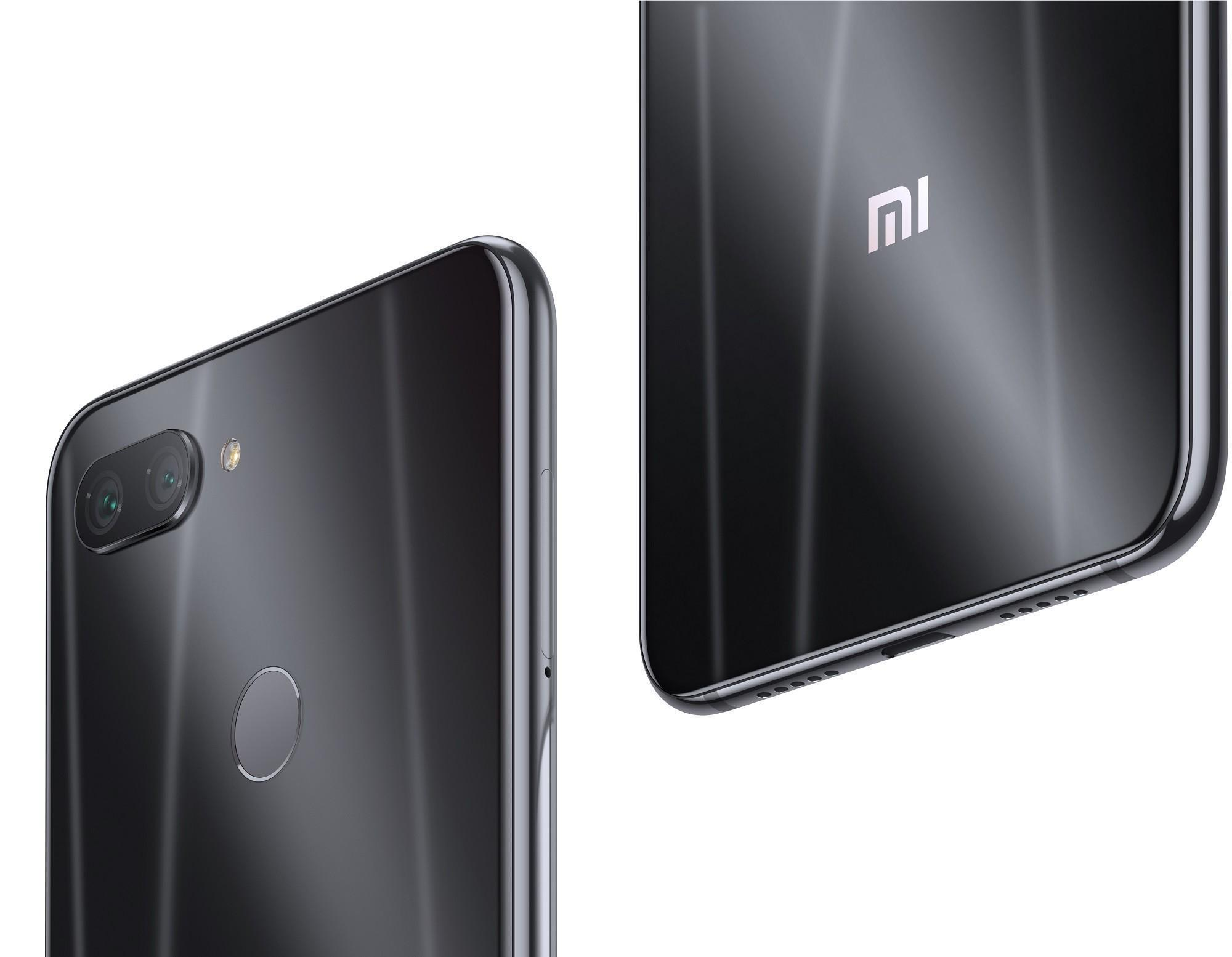 Смартфон Xiaomi Mi 8 Lite 128Gb Midnight Black: Фото 9