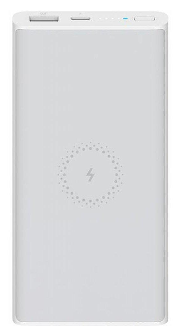 Power Bank Xiaomi 10000 mAh Wireless White: Фото 1