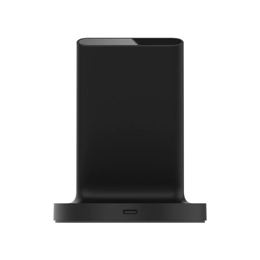 Беспроводное ЗУ Xiaomi Mi 20W Wireless Charging Stand Black (GDS4145GL): Фото 2