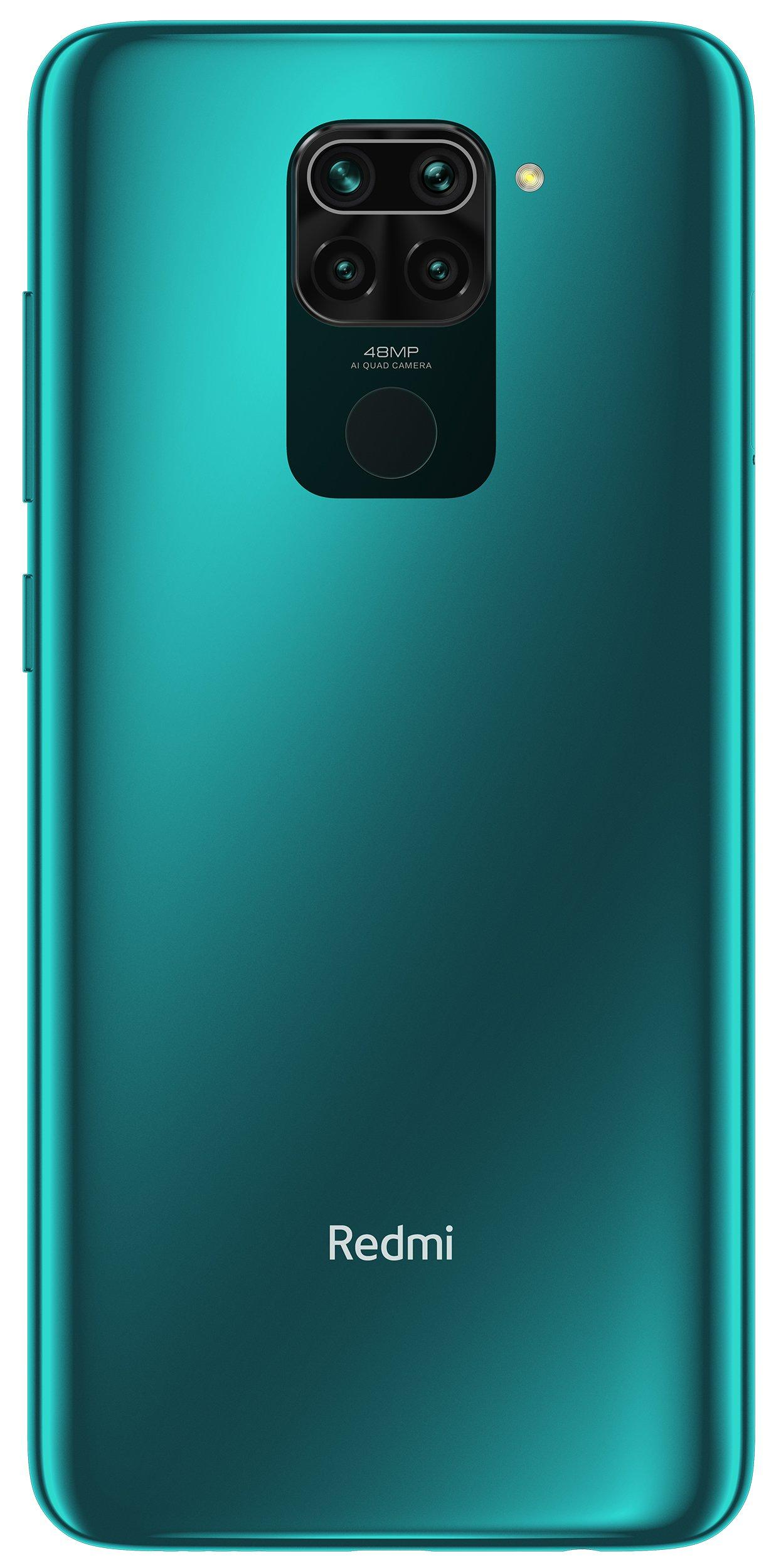 Смартфон Xiaomi Redmi Note 9 3/64Gb Green: Фото 3
