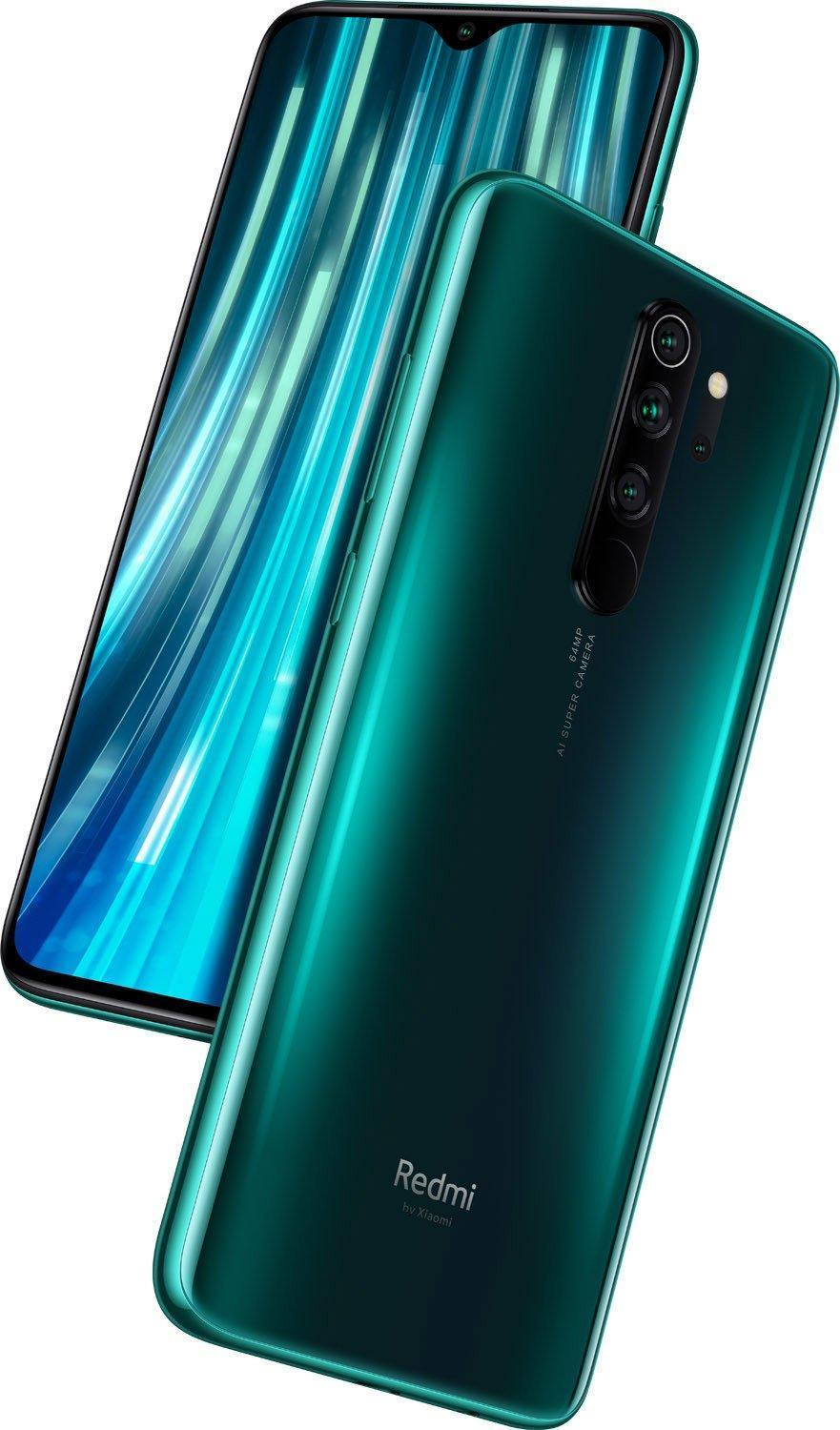 Смартфон Xiaomi Redmi Note 8 Pro 6/128Gb Forest Green: Фото 10