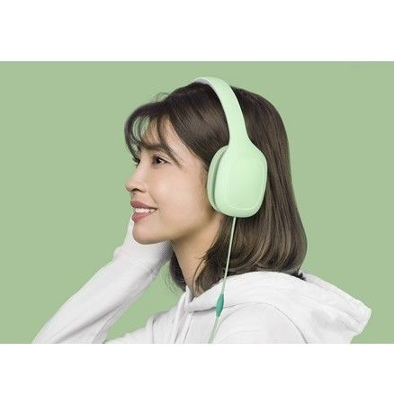 Наушники Xiaomi Mi Headphones Light Edition Green: Фото 2