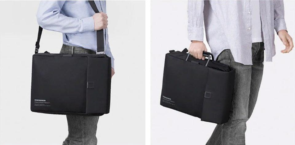 Рюкзак-сумка Xiaomi Qi City Business Multifunction Computer Bag: Фото 4