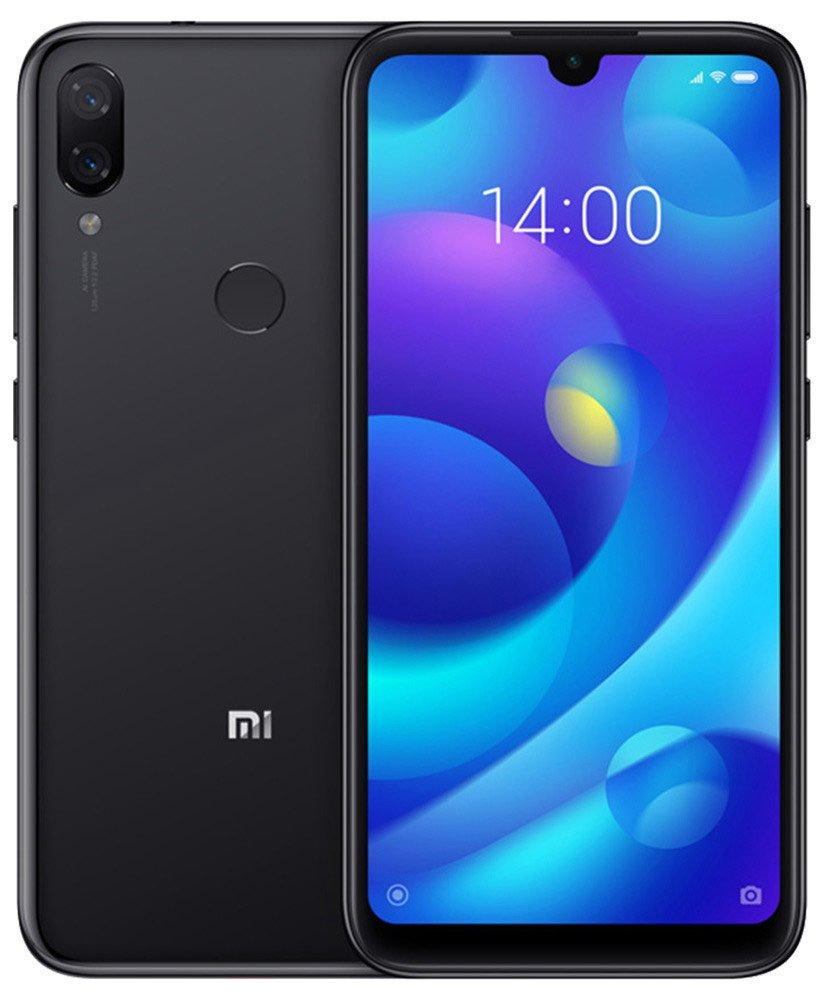 Смартфон Xiaomi Mi Play 4/64Gb Black: Фото 1