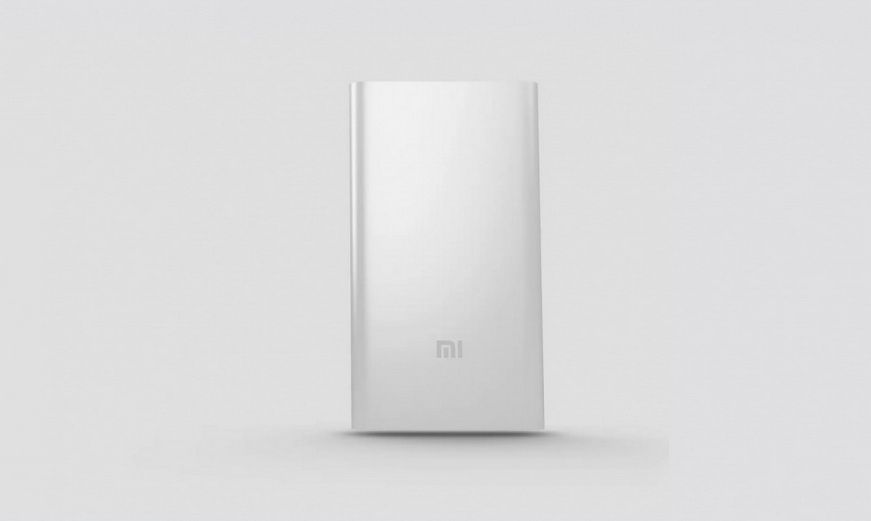 Power bank Xiaomi 5000 mAh Silver (model 2018): Фото 3