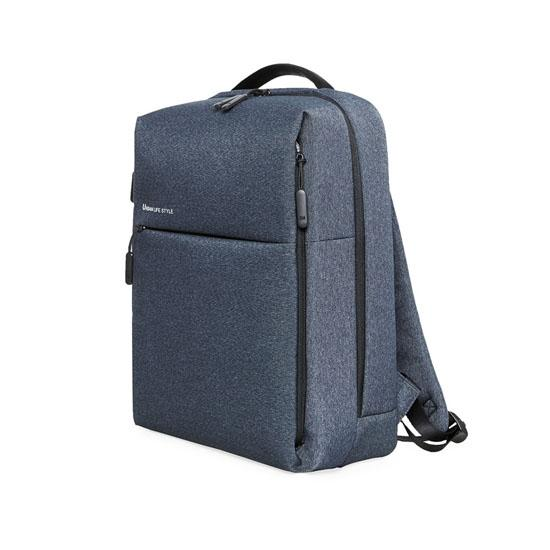 Рюкзак Xiaomi Mi Minimalist Urban Backpack Blue: Фото 3