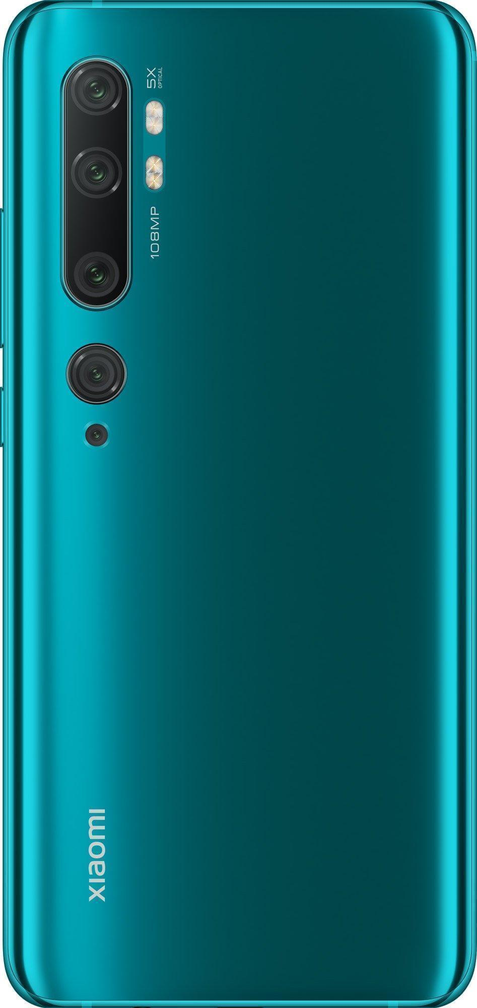 Смартфон Xiaomi Mi Note 10 6/128Gb Green: Фото 3