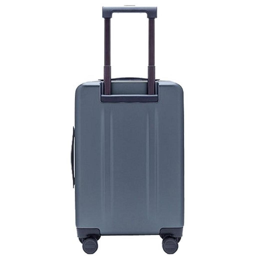 Чемодан Xiaomi 90FUN Carry On Travel Boarding Suitcase 20'' Titanium Grey: Фото 3