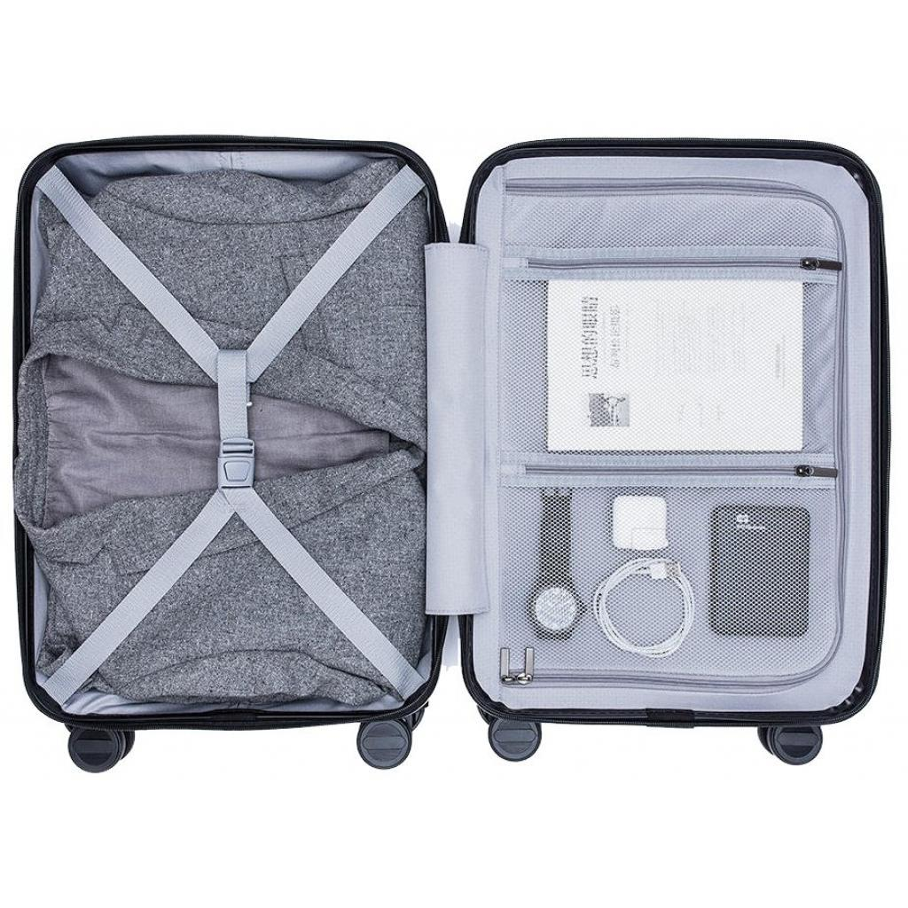 Чемодан Xiaomi 90FUN Carry On Travel Boarding Suitcase 20'' Titanium Grey: Фото 6
