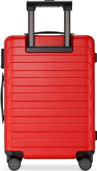 "Чемодан Xiaomi 90FUN Business Travel Luggage 20"" Coral Red: Фото 2"