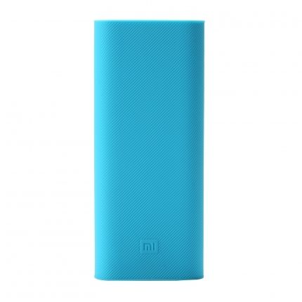 Чехол для Xiaomi Mi Power bank 16000 mAh Blue