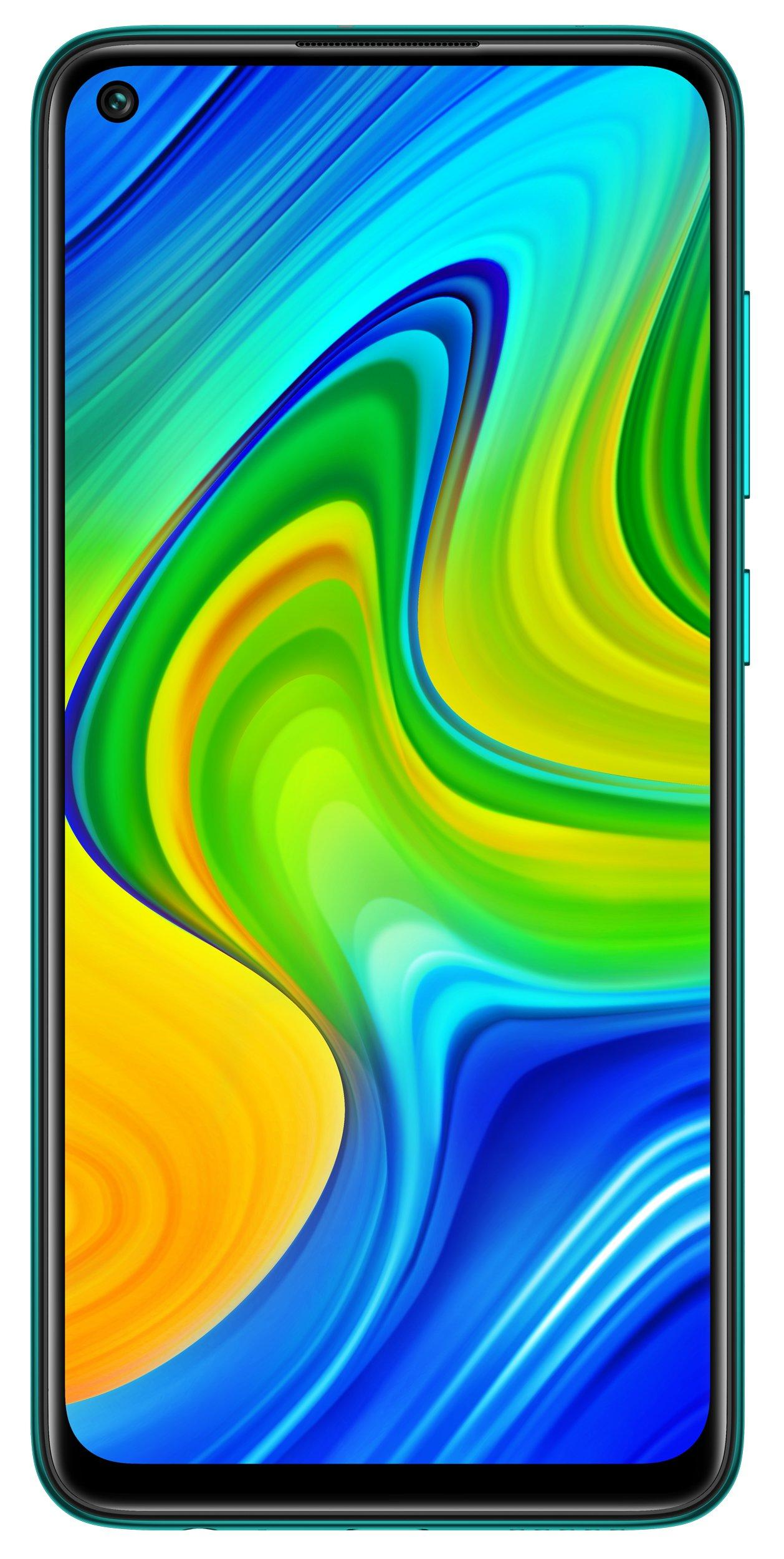 Смартфон Xiaomi Redmi Note 9 3/64Gb Green: Фото 2