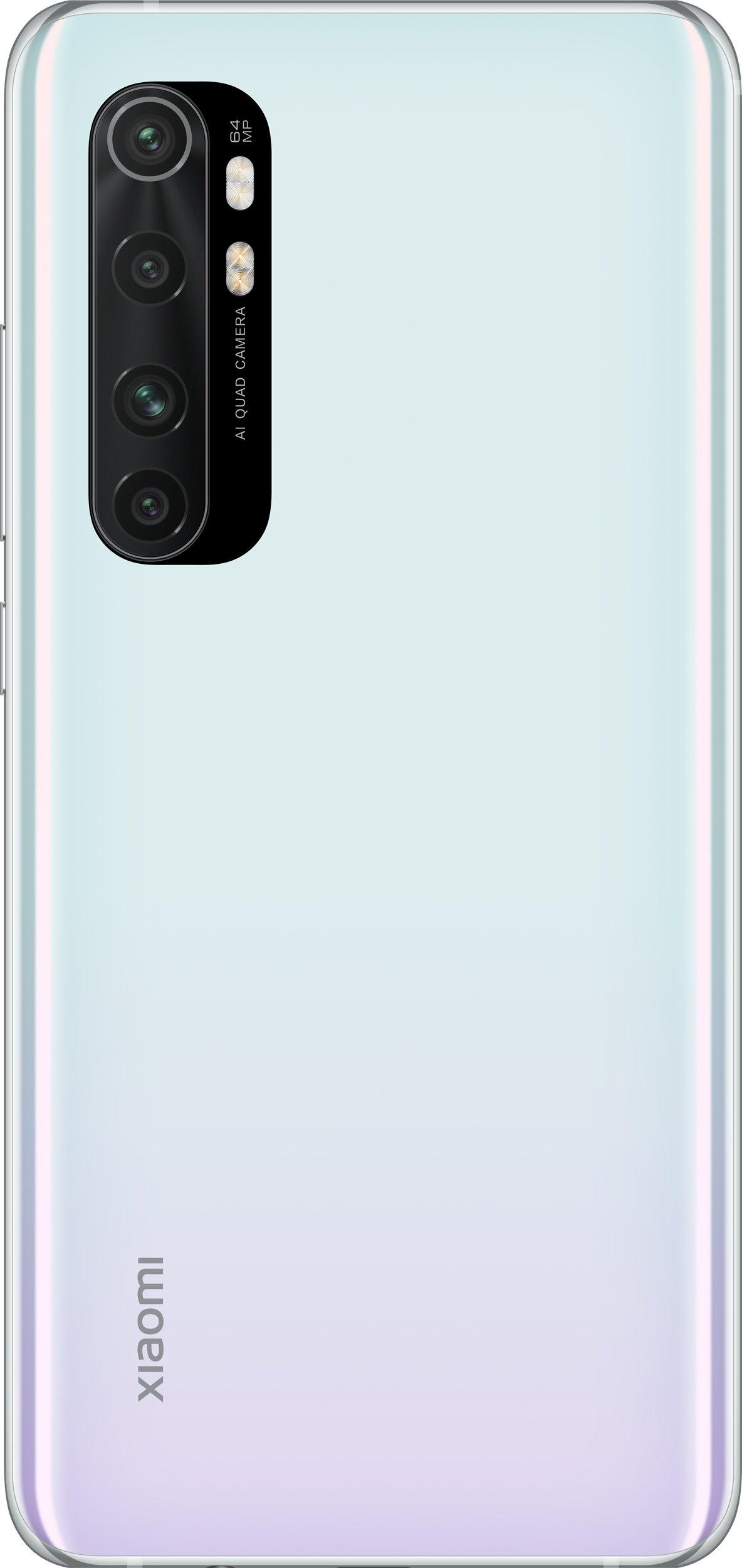 Смартфон Xiaomi Mi Note 10 Lite 6/64Gb White: Фото 3