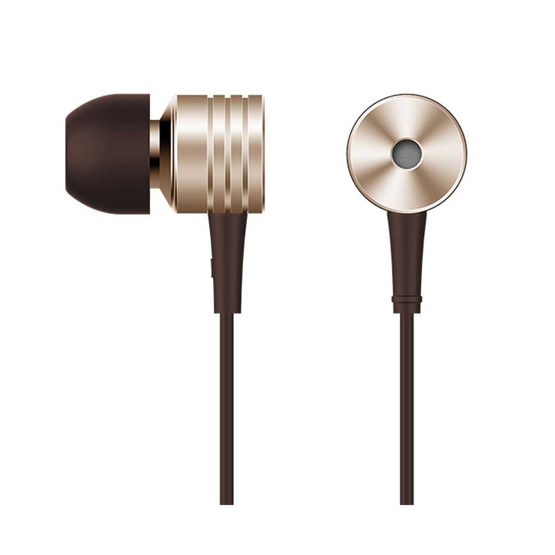 Наушники Xiaomi 1MORE Piston Classic In-Ear E1003 Gold: Фото 2