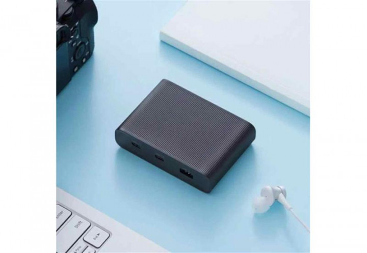 ЗУ Xiaomi ZMI USB Fast Charger 65W HA932 Black: Фото 8