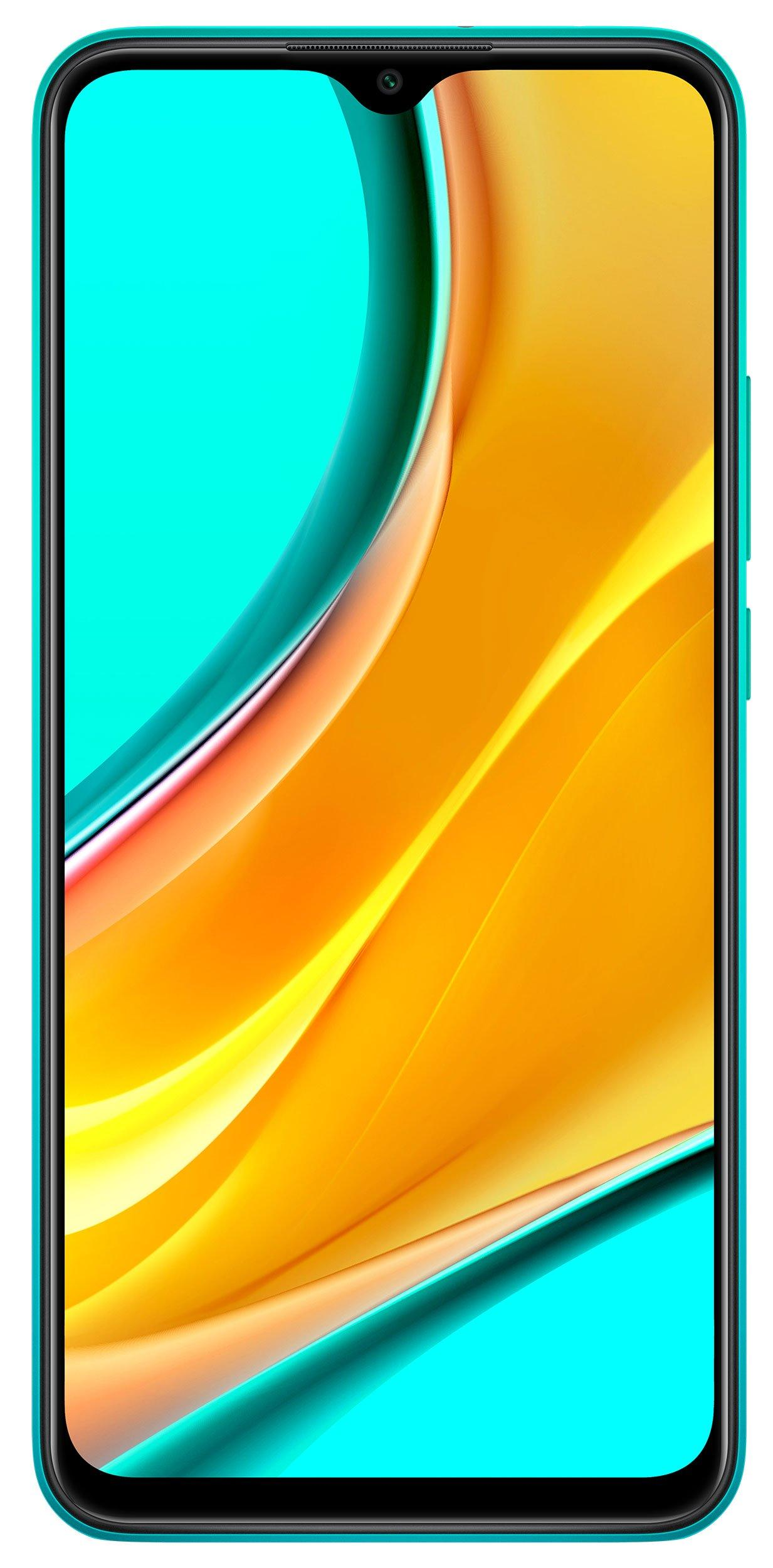 Смартфон Xiaomi Redmi 9 4/64Gb Green: Фото 2