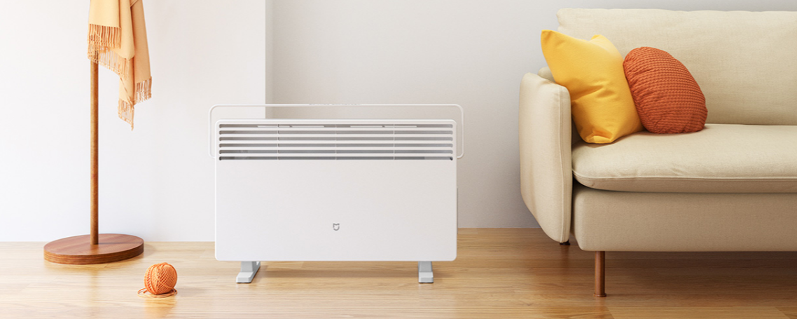 Умный обогреватель Xiaomi Mi Smart Space Heater S (BHR4037GL): Фото 7
