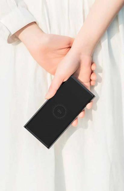 Power Bank Xiaomi ZMI 10000 mAh Wireless Black: Фото 4